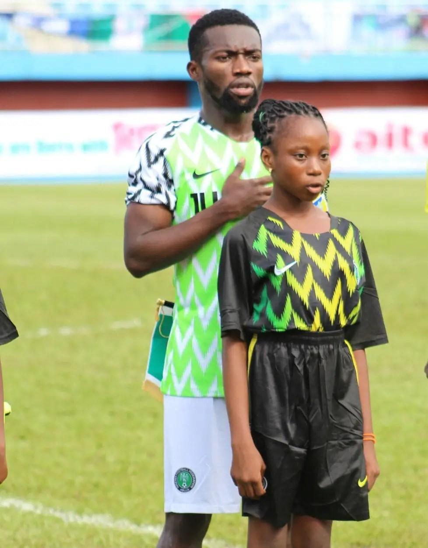 Olympic Eagles Get Captain Okechukwu Boost Ahead Zambia Clash