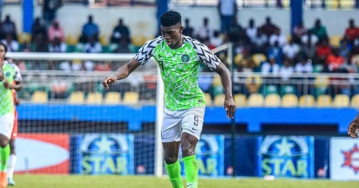 Awoniyi Leads Olympic Eagles' Attack Vs Zambia; Ozornwafor, Captain Okechukwu In