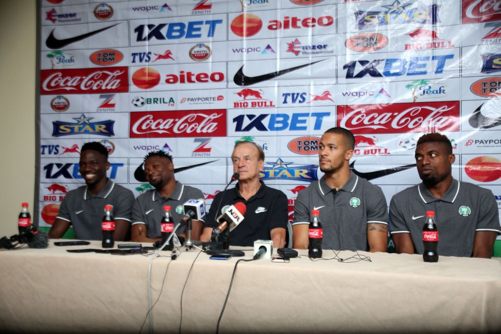 Omeruo Welcomes Super Eagles Shirt Competition With Ajayi