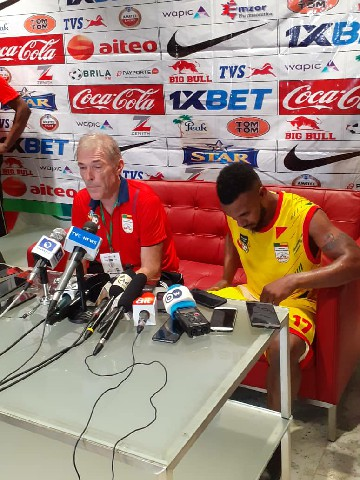 Benin Coach  Dussuyer: No Shame In Losing To Super Eagles