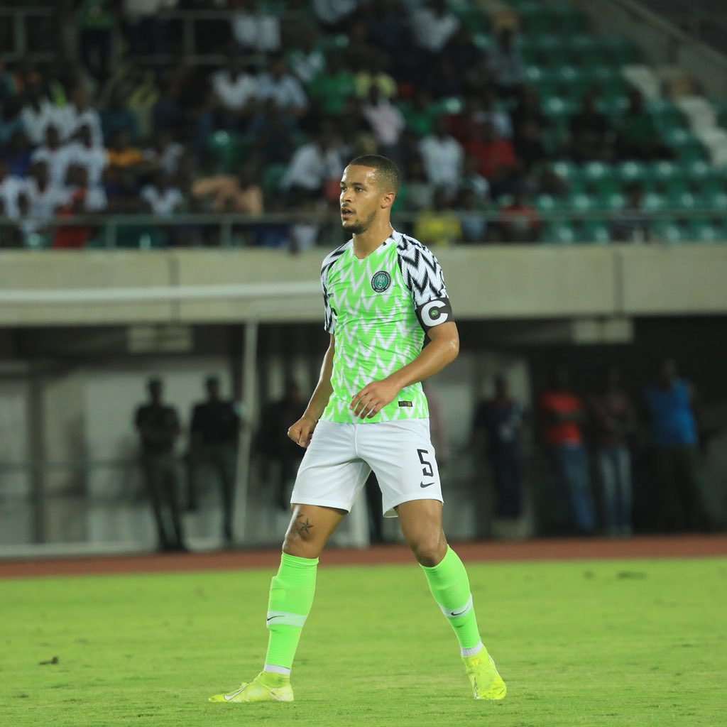 Troost-Ekong Relishes Eagles' Win Over Benin On 'Home Soil' Uyo