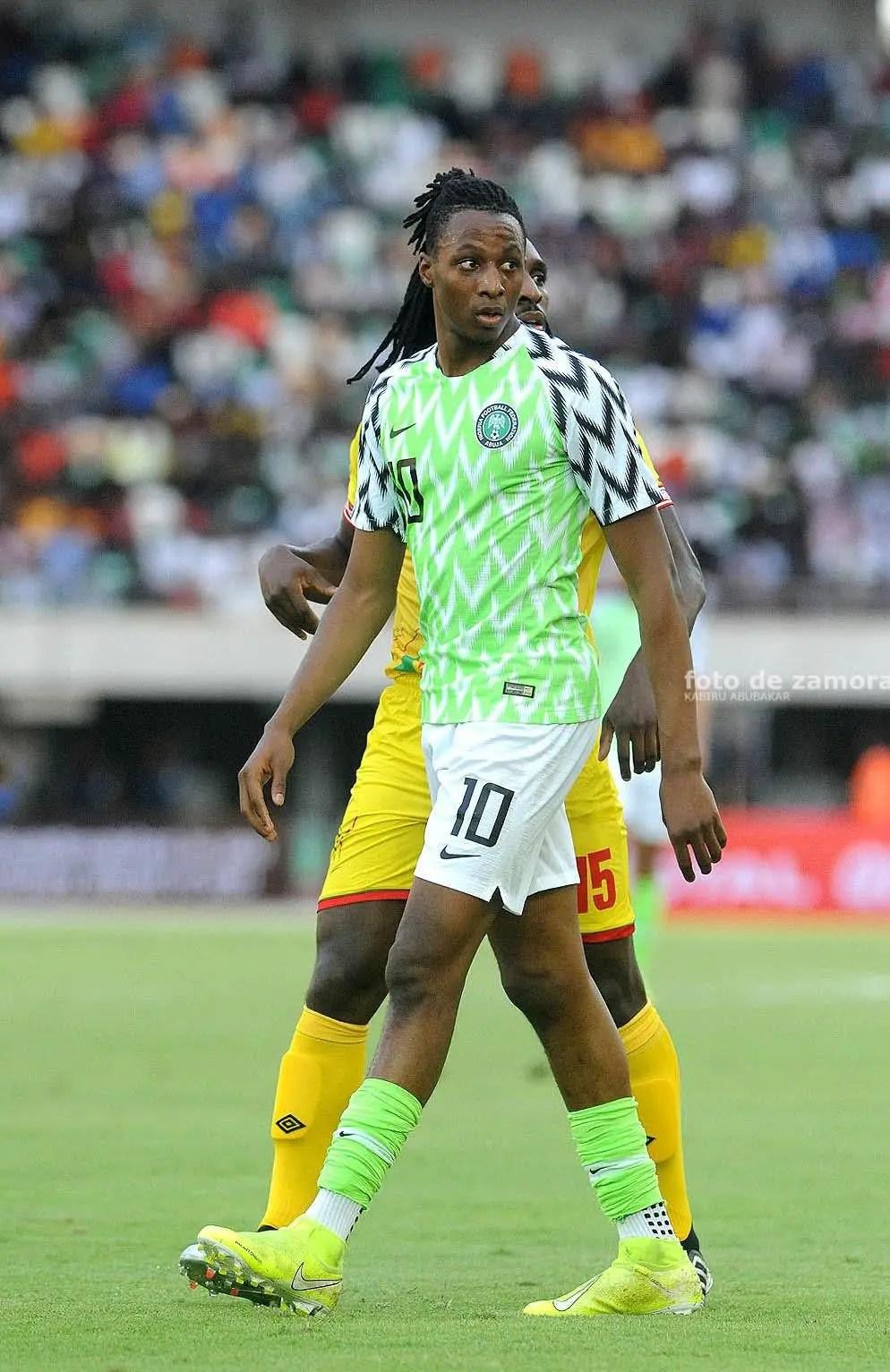 Aribo Happy To Make Home Debut For Super Eagles Against Benin