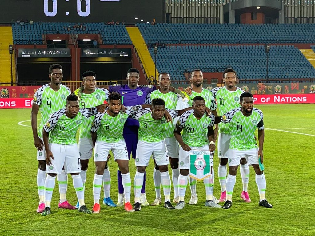 Olympic Eagles Draw With South Africa, Out of U-23 AFCON, 2020 Olympics