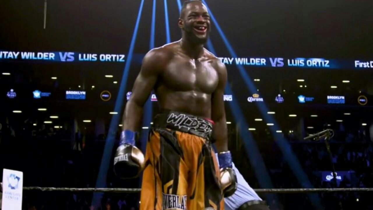 Wilder Open To WWE Move After Fury Rematch
