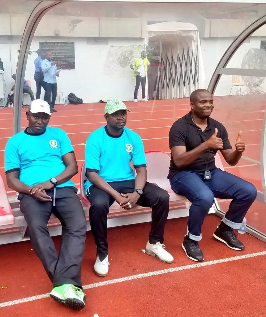 Makinwa Hails Katsina United's Defensive Solidity In Draw Vs Akwa United