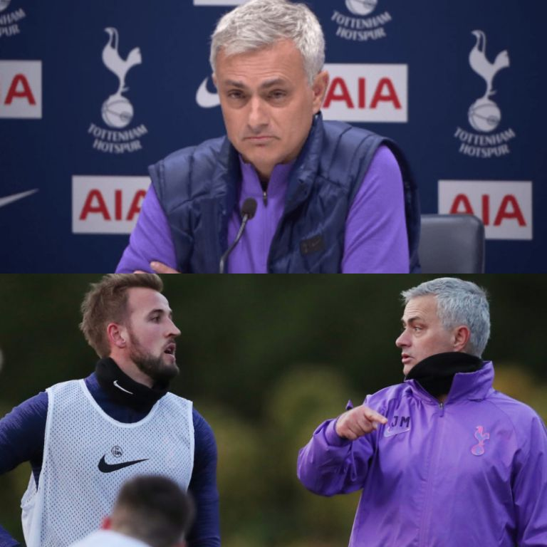 Mourinho: I Don't Need New Players At Spurs, My Best Gift Are The Ones Here
