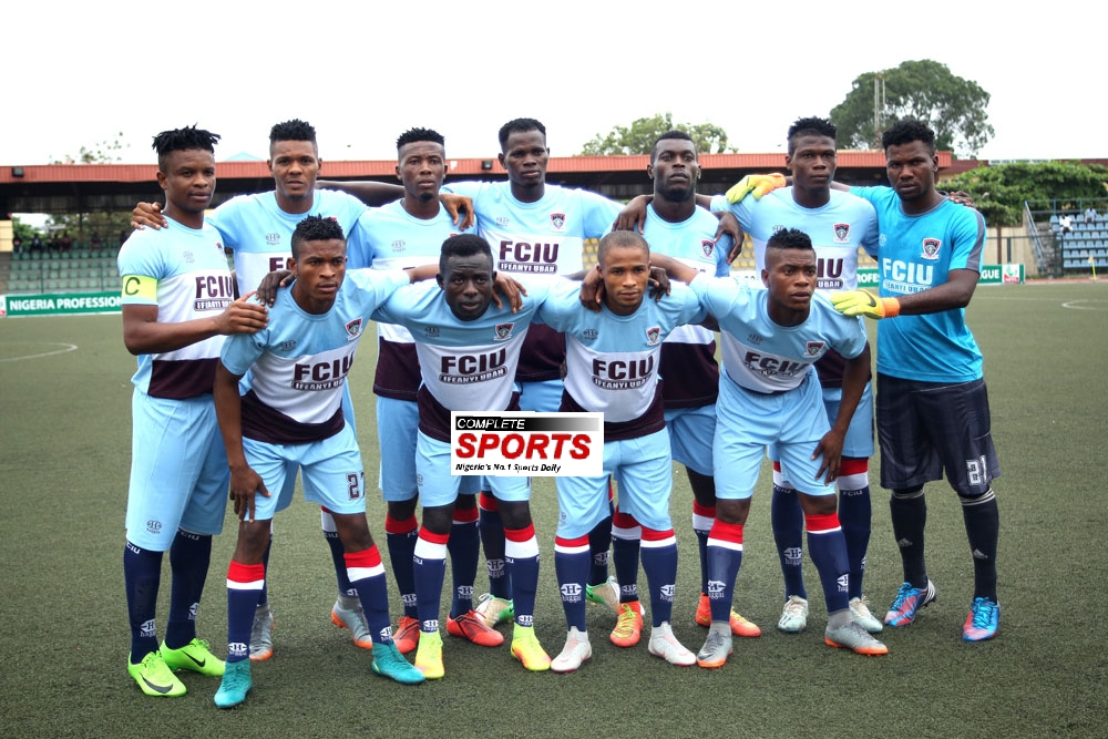 FC Ifeanyi Ubah Boss Dedicates Win Vs Rivers United To Knighthood Conferment