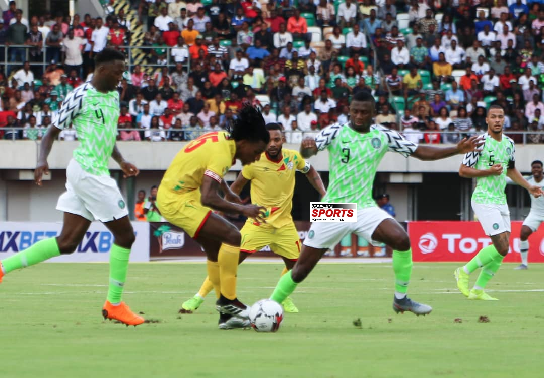 Benin Captain Sessegnon Rues Defeat To Super Eagles in Uyo