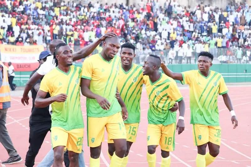NPFL: Plateau Pip Delta Force, Stay Unbeaten; Akwa Starlets Stun Rangers in Enugu