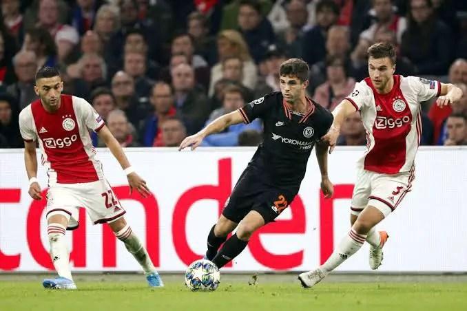 Chelsea Vs Ajax Champions League Match Preview