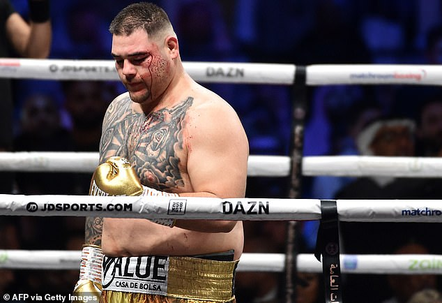 Ruiz vows to return stronger after loss to Anthony Joshua