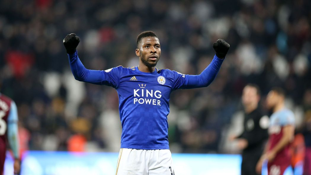 Iheanacho Voted Man Of The Match In Leicester City's Win  Vs West Ham