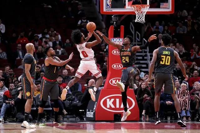 Bulls And Zach LaVine Will Host Hawks At United Center