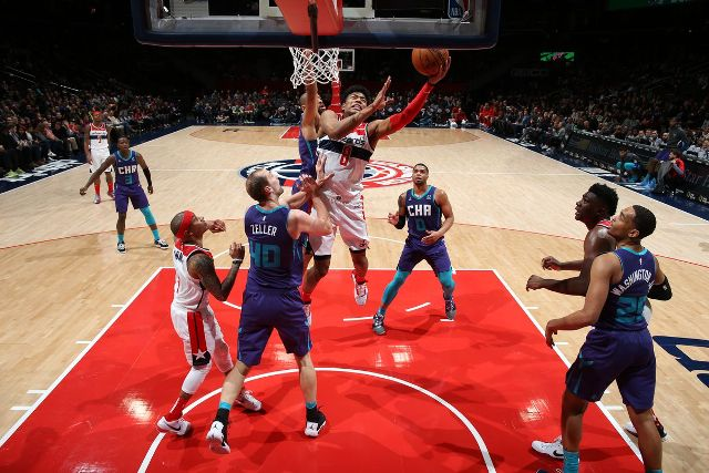 Hornets And Devonte' Graham Will Host Wizards At Charlotte Hornets