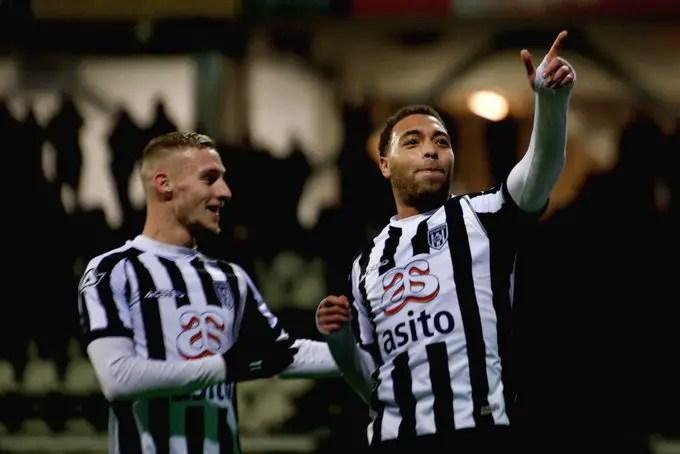 Friendly: Nigerian Striker Dessers Bags Brace In Hercales Win vs Mönchengladbach