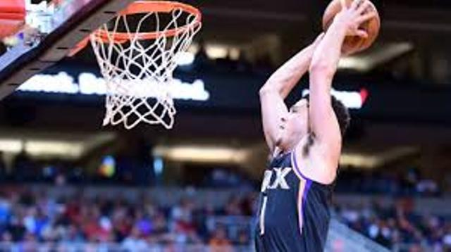 Don't Miss Devin Booker Facing Pels  At Smoothie King Center