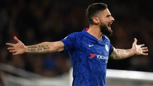 Giroud Set To Dump Chelsea As He Targets France Euro 2020 Squad