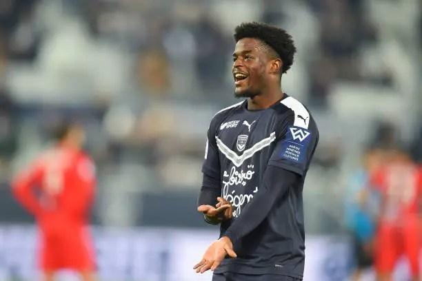 Ligue 1: Maja On Target In Bordeaux Away Draw At Saint Etienne