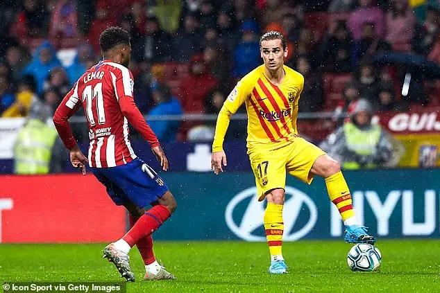 Atletico Madrid Escape Stadium Ban After Griezmann Abusive Chants
