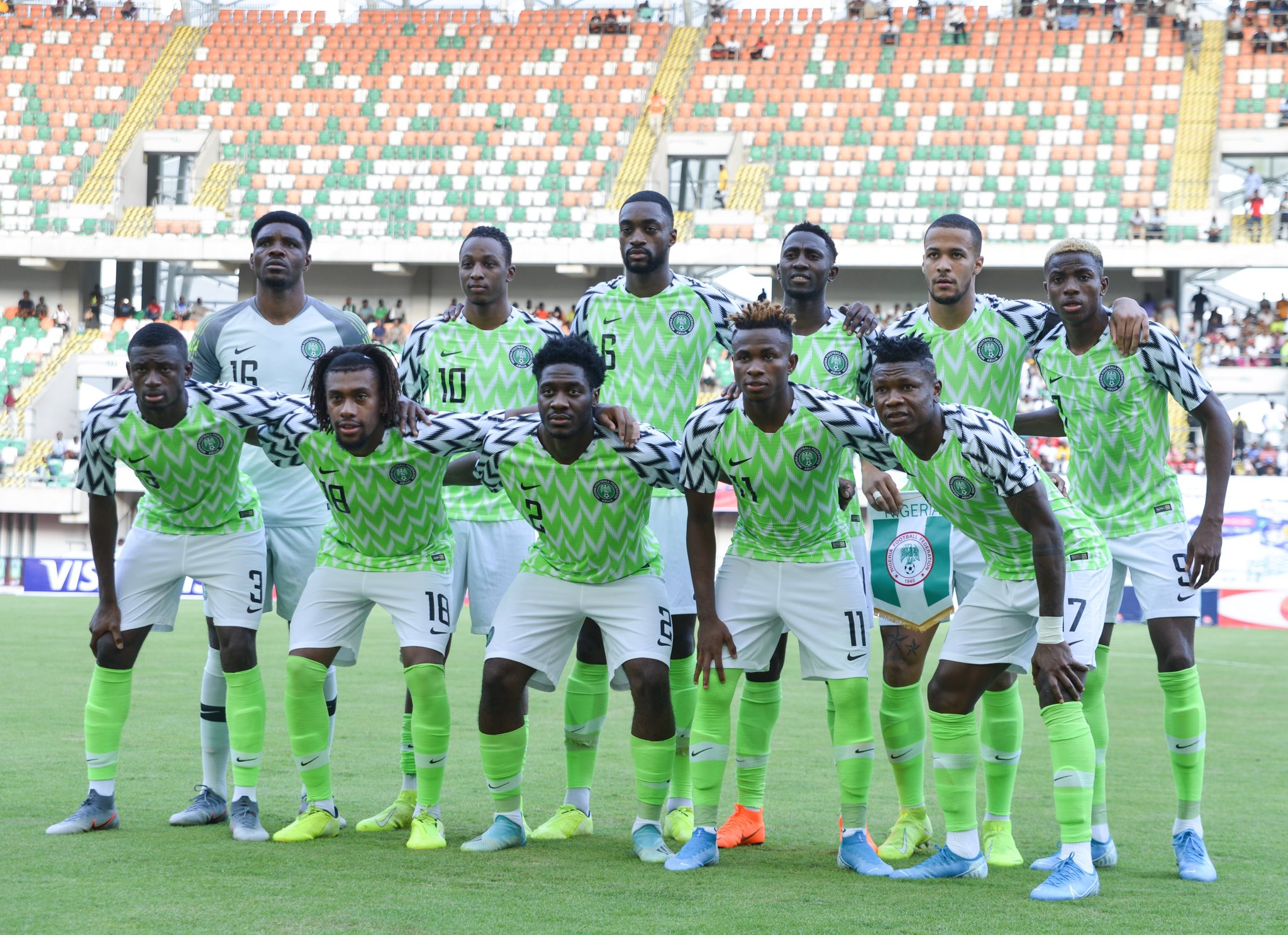 Pinnick: NFF Will Focus On Qualifiers, Youth Programmes  In 2020