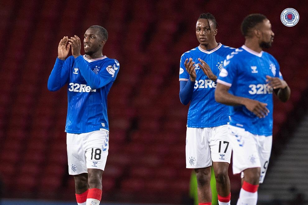 Aribo Backs Rangers To End  Celtic's Dominance In Scotland