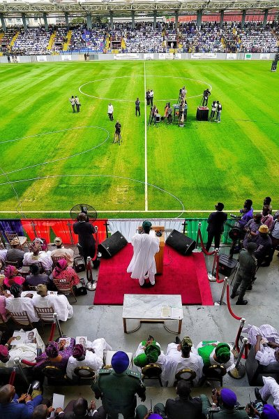 lagos-state-governor-babajide-sanwo-olu-onikan-stadium-mobolaji-olufunso-stadium-lagos