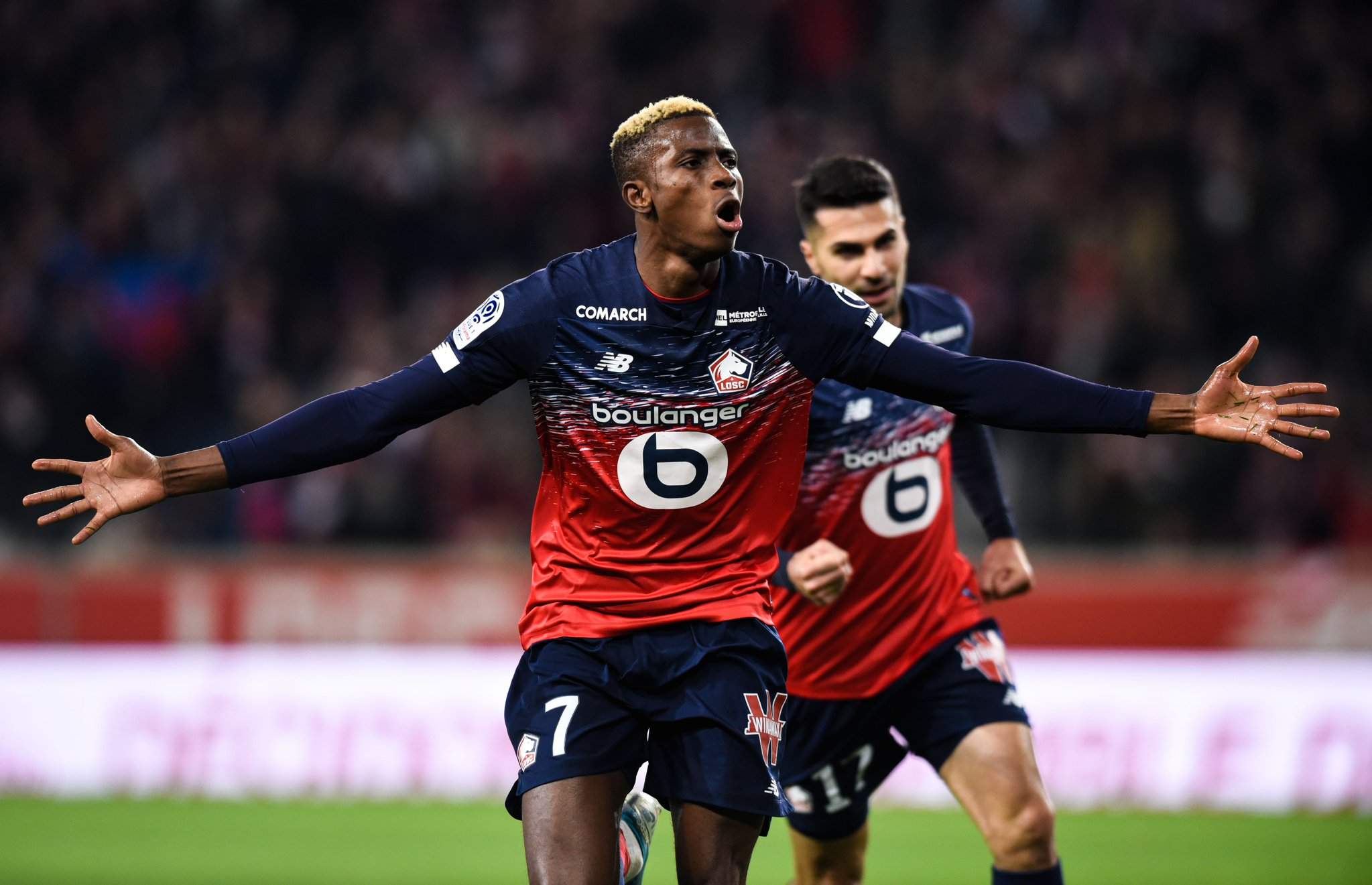 Osimhen Takes a Rest, Out of Monaco – Lille Saturday's Clash