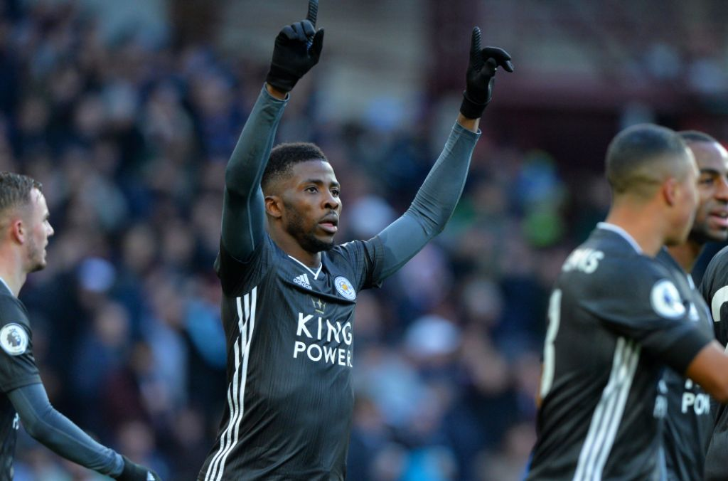 Iheanacho Delighted To Be Part Of Leicester City Winning Squad