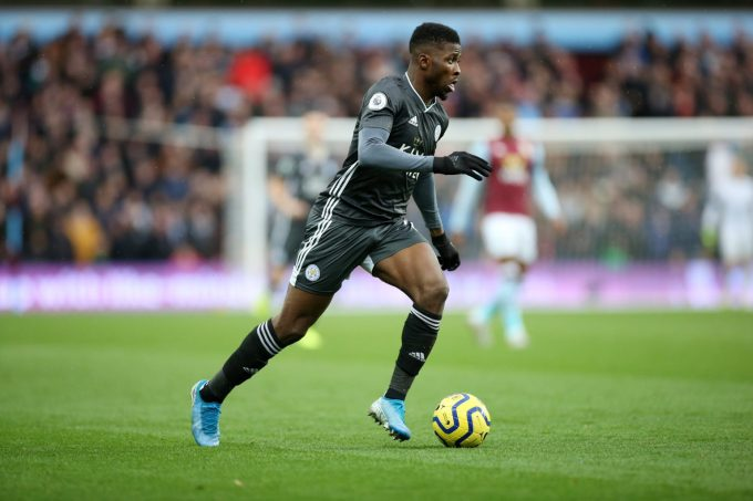 My best is yet to come..Iheanacho ready to work harder for leicester city spot