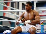 Joshua: Fury Or Wilder Fight Has To Happen In 2020