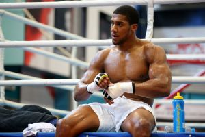 Joshua Offers To Spar Fury Ahead Wilder Rematch