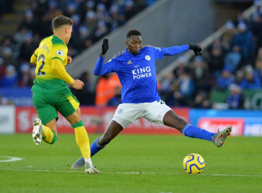 Ndidi Rated World's 10th Most Expensive Defensive Midfielder; Most Valuable Nigerian Footballer