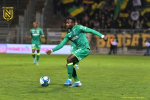 Ligue 1 Celebrates Simon After Another Assist In Nantes Win