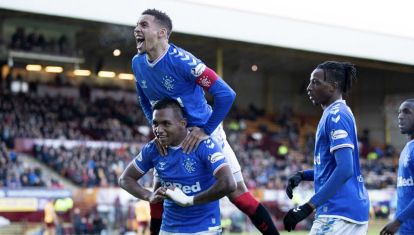 Aribo: Rangers Not Thinking About Celtic In Scottish Premiership Title Race