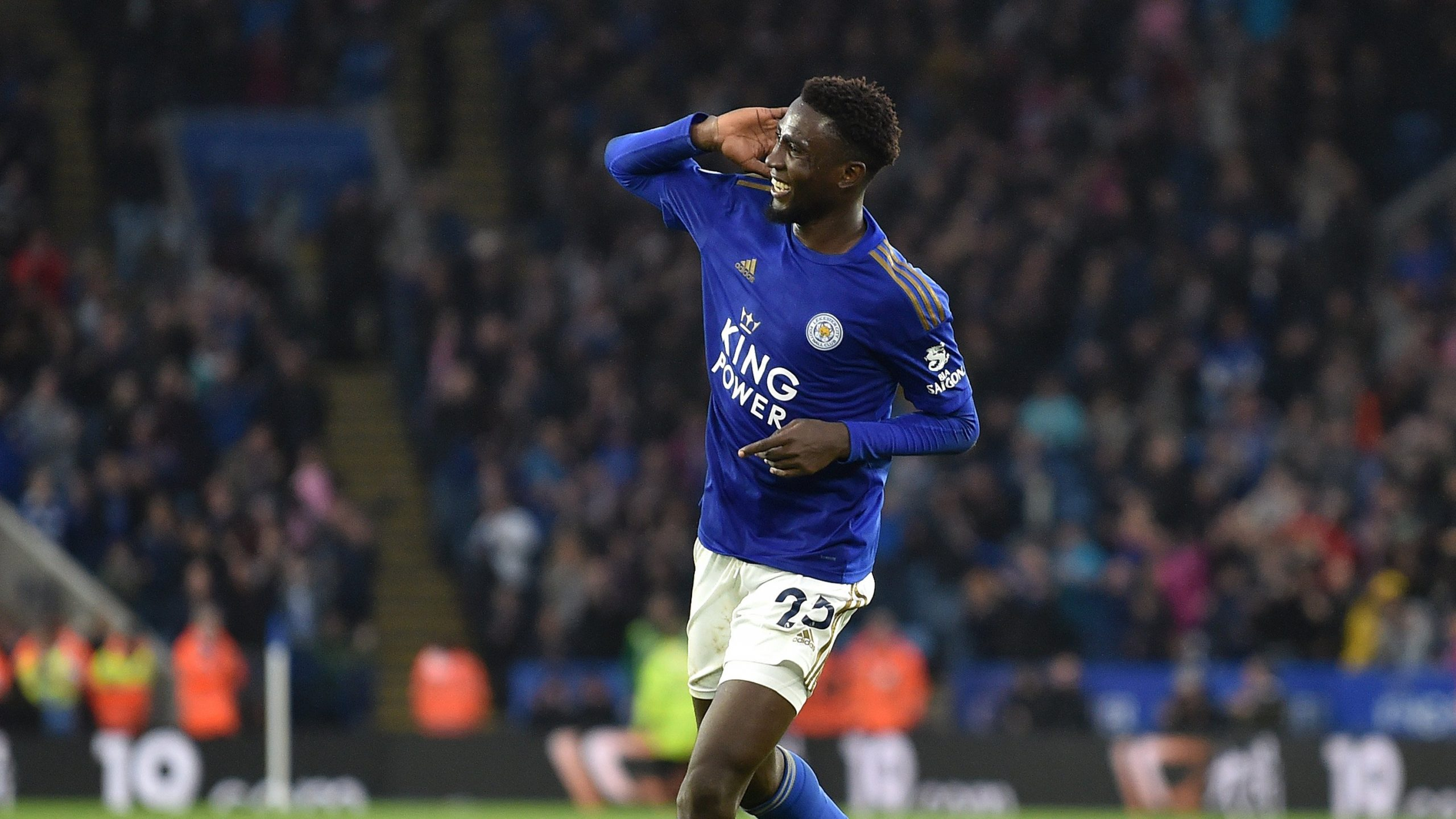 Ndidi, De Bruyne, Sterling Make Leicester, Man City Combined Eleven
