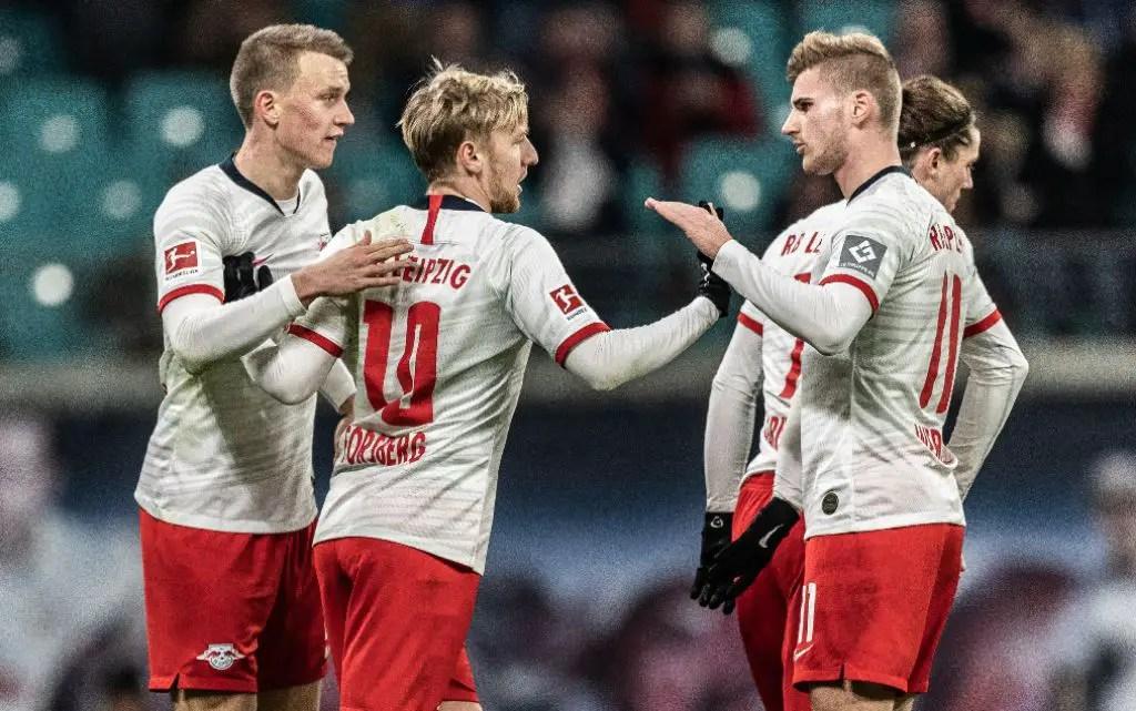 Bundesliga matchday 16: Rampant Leipzig Gun For Away Points vs Dortmund