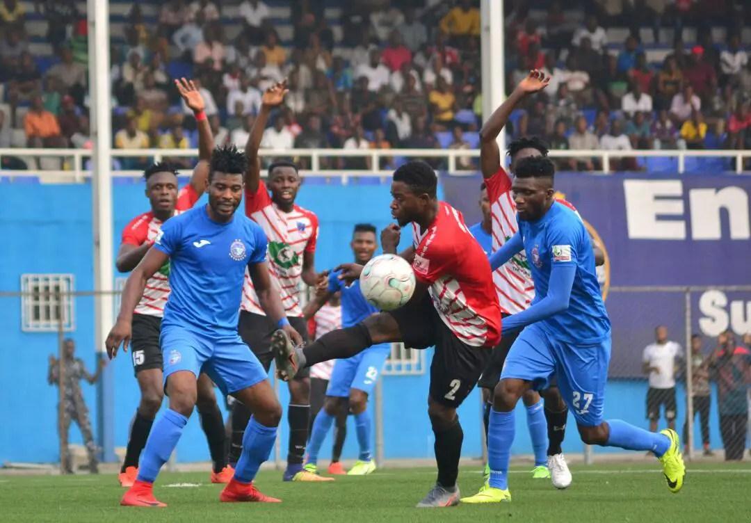 NPFL: Plateau United Hold Rangers In Enugu; Maintain Top Spot, Akwa Pip Rivers United