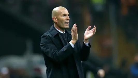 Deschamps Tips Zidane To Coach France In The Future