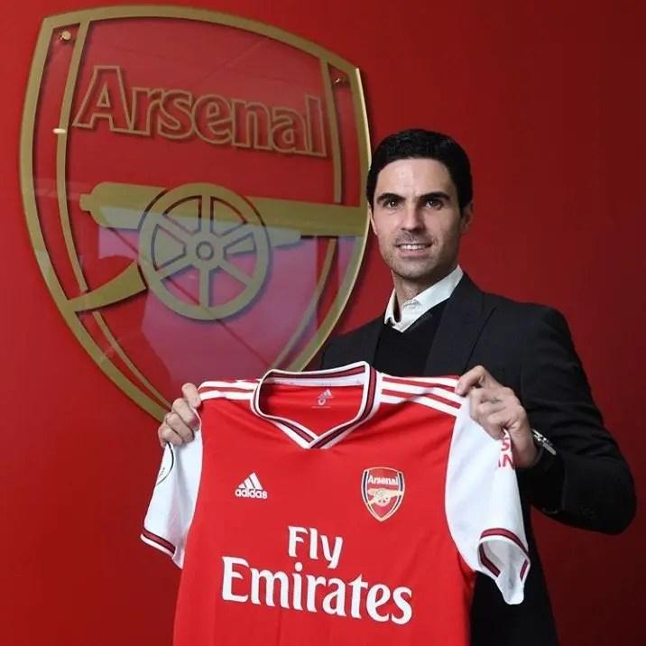 Iwobi: Arteta Will Bring Success To Arsenal