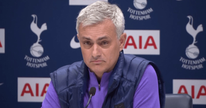 Mourinho Vows To End Tottenham Hotspur's 13-Year Trophy Drought