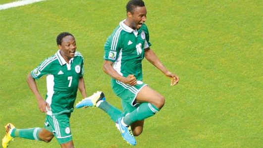 Mikel Obi, Musa Make African Team of the Decade