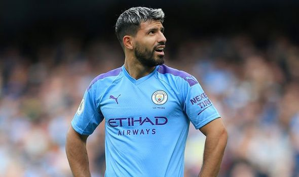 Chelsea Keeping Tabs On Man City Star Aguero