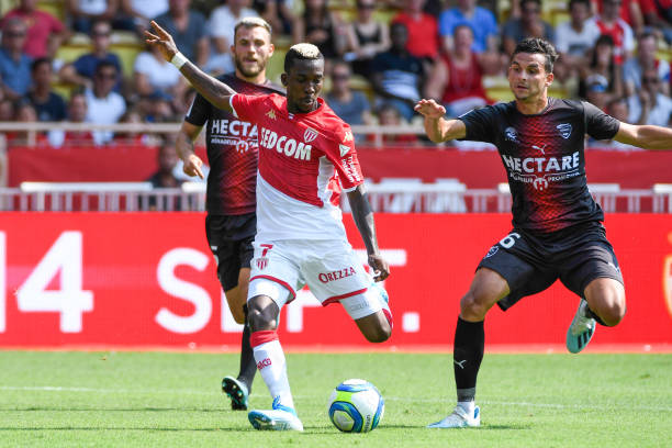Onyekuru To Work Under Ex-Spain Coach Moreno At AS Monaco