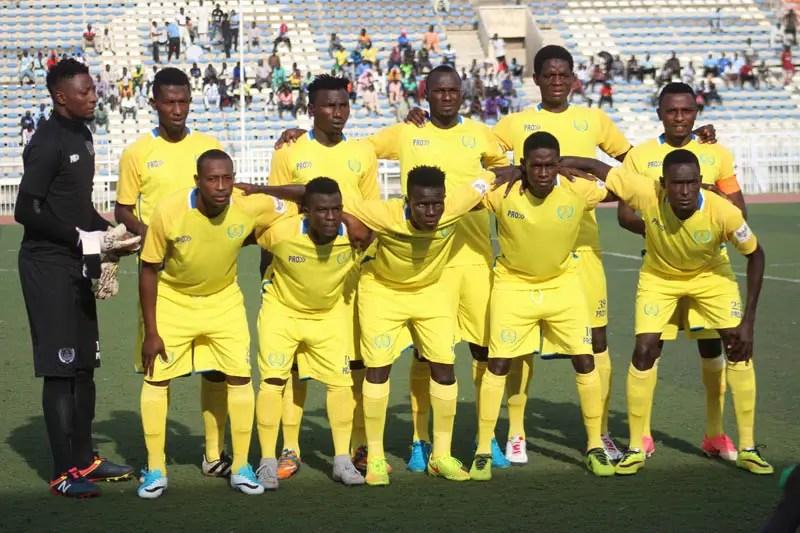 NPFL: 10-Man Jigawa Golden Stars Hold Enyimba In Kano