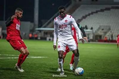 Eagles Roundup: Ejuke On Target For Heerenveen; Collins Sent Off In Paderborn's Win Vs Freiburg, Olaha Stars For Hapoel Tel Aviv