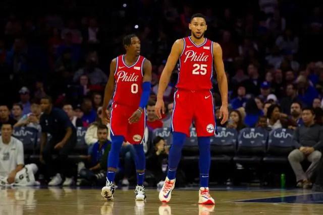76ers And Ben Simmons Will Host Thunder At Wells Fargo Center