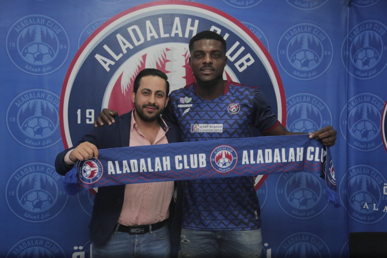 Super Eagles Player John Ogu Joins Saudi Club Al Adalah On Free Transfer