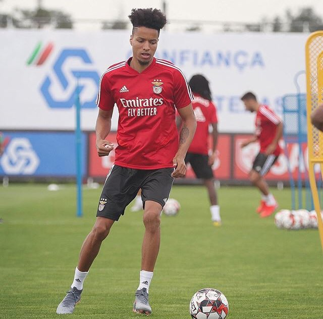 Ebuehi Set To Join  Polish Club Slask Wroclaw On Loan From Benfica