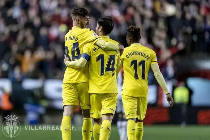 How Villarreal Rejected Liverpool's  £29m Bid For Chukwueze