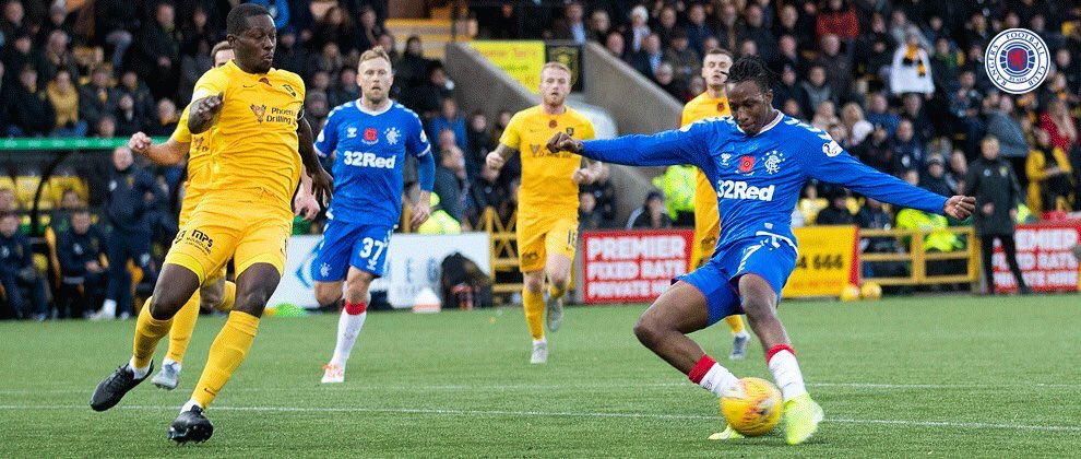 Aribo: Gerrard's Trust Has Helped Me Settle Down Well At  Rangers